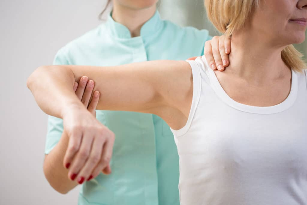 Physiotherapist in Knutsford